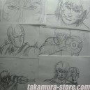 Cobra New Animation Copie Sketches