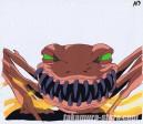 Wrath of the Ninja - Yotoden anime cel