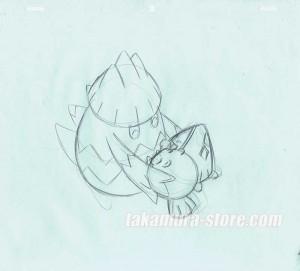Pokemon/Pocket Monster sketch