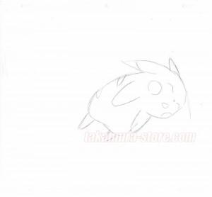 Pokemon/Pocket Monster set of sketches