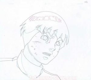 Naruto Original Drawing