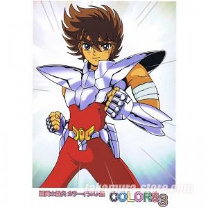 Saint Seiya Color irasutoshu Colors vol1