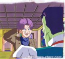 Dragon ball GT anime cel