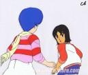 Yume Senshi Wingman anime cel