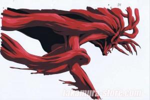 Vampire Hunter D: Bloodlust  anime cel