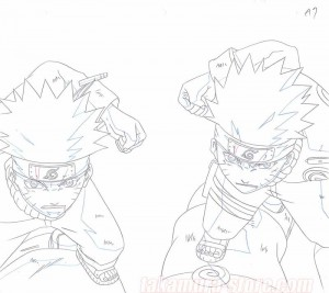 Naruto Original Drawing