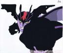 Devilman Lady Anime Cel