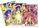 Saint Seiya set of 2 doujinshis +1exclusive illustration