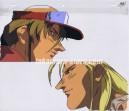 Fatal Fury Garou Densetsu anime cel