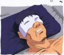 Hajime no Ippo anime cel