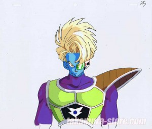 Dragon ball Z Movie 5 Coolers Revenge anime cel