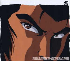 Cyber City OEDO 808 Anime cel