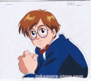 Nadia Secret of Blue Water anime cel