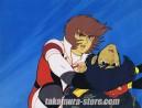 Danguard Ace anime cel