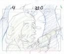 Queen Emeraldas sketches-layout