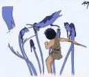 Arion anime cel