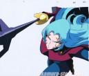 Queen Emeraldas anime cel