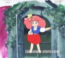 Minky Momo anime cel