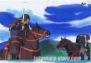 Princess Mononoke anime cel