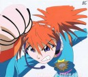Hunter X Hunter anime cel