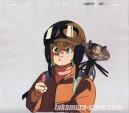 Rhea Gall Force anime cel