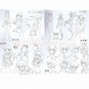 Evangelion Goes Action model sheets