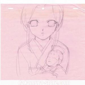 Vampire-Princess-Miyu_sketch 019