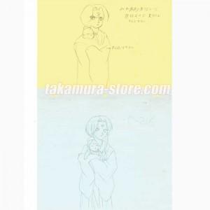 Vampire-Princess-Miyu_sketch 013