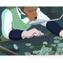 Sherlock Holmes_Sul2 anime cel セル画名探偵ホームズ