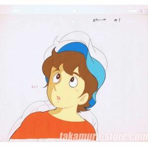 Candy Candy_116 anime cel キャンディ・キャンディセル画