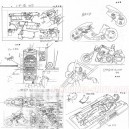 Akira (bikes, objects) Model Sheets