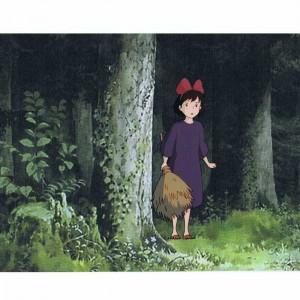 Kiki delivery service celluloid Ghibli_278 魔女の宅急便セル画