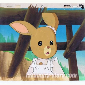 Mapple Town_062 anime cel メイプルタウン物語セル画