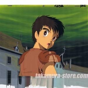 Vampire hunter D 1985 anime cel _005