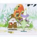 Tongari Bōshi no Memoru anime cel_002 セル画とんがり帽子のメモル