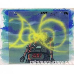 Galaxy Express 999_190  銀河鉄道999セル画