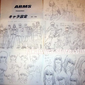 Setting Project Arms