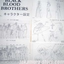 Setting Black Blood Brother