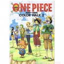 Artbook One Piece Color Walk 2