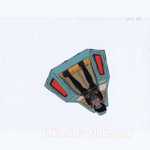 Space Firebird 2772 anime cel R074