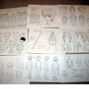 Hunter X Hunter Model Sheets