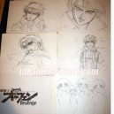 Sorcerous Stabber Orphen Model Sheets