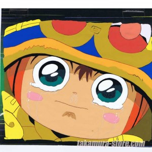 Magical Taruruuto-kun anime cel R532