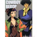 Cowboy Bebop characters collection artbook