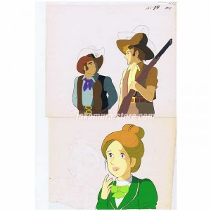 Candy Candy anime cel R