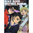 Black Blood Brother Manual artbook