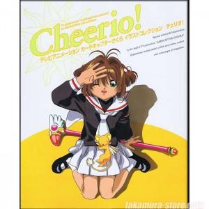 Card Captor Sakuira artbook Cherioo