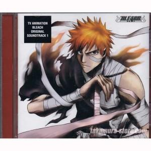CD Bleach TV animation original soundtrack 1