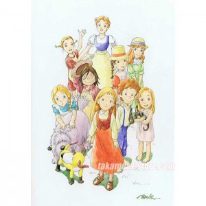 Nippon Animation Poster