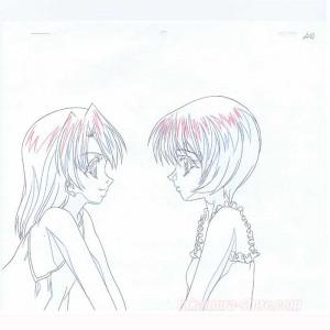 Sister Princess sketch
